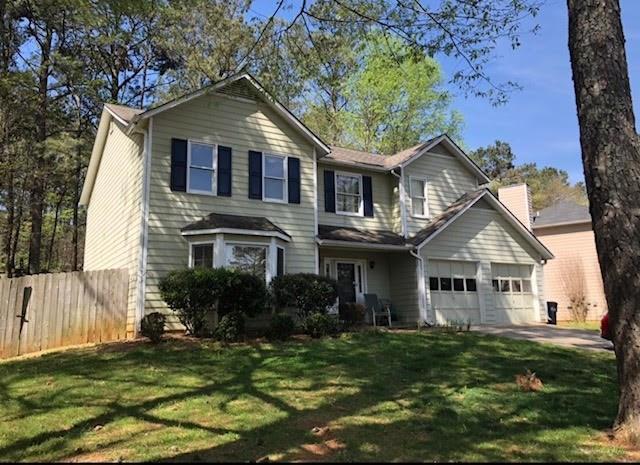 1811 Hickory Creek Ct., Acworth, GA 30102 (MLS #6000421) :: North Atlanta Home Team