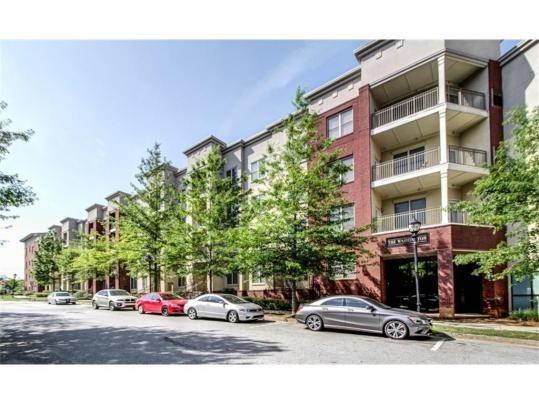 870 Mayson Turner Road NW #1134, Atlanta, GA 30314 (MLS #6000503) :: Carr Real Estate Experts