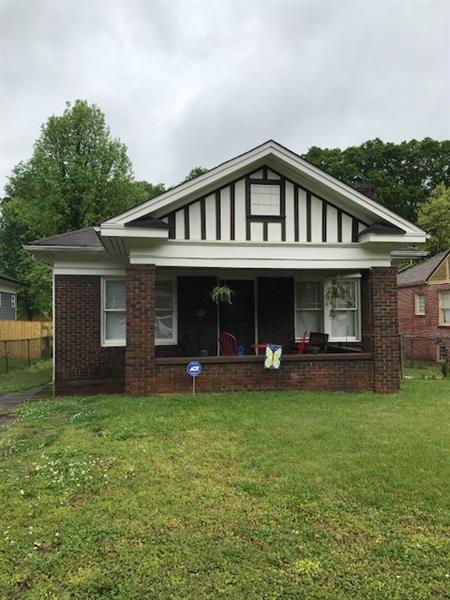 1660 Stokes Avenue, Atlanta, GA 30310 (MLS #6000519) :: Carr Real Estate Experts