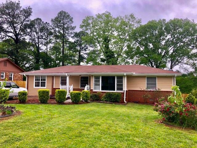 2786 Toney Drive, Decatur, GA 30032 (MLS #6000611) :: North Atlanta Home Team