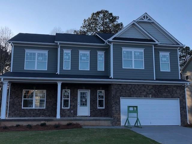 177 Cherokee Reserve Circle, Canton, GA 30115 (MLS #6000800) :: Charlie Ballard Real Estate