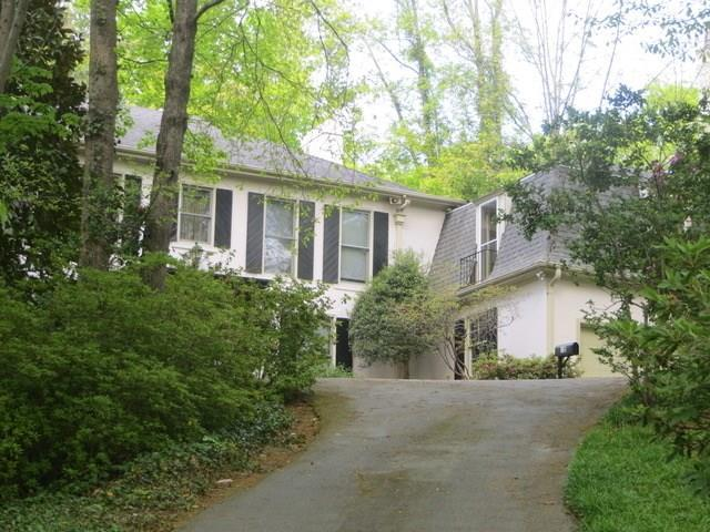 95 Blackland Road NW, Atlanta, GA 30342 (MLS #6000928) :: North Atlanta Home Team