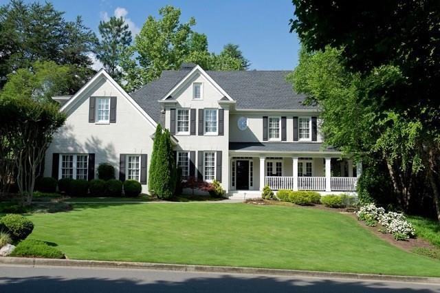 705 Clubside Drive, Roswell, GA 30076 (MLS #6001155) :: RE/MAX Paramount Properties