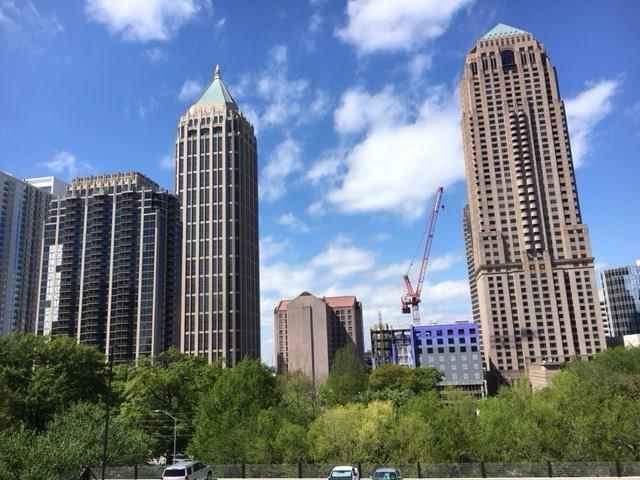 1075 Peachtree Walk NE A319, Atlanta, GA 30309 (MLS #6001206) :: Charlie Ballard Real Estate
