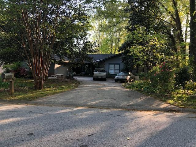 1683 S Hidden Hills Parkway, Stone Mountain, GA 30088 (MLS #6001383) :: RE/MAX Prestige