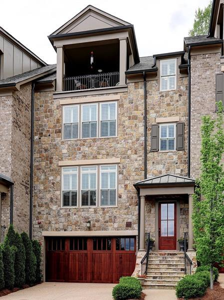 3884 Paces Lookout Drive, Atlanta, GA 30339 (MLS #6002624) :: The Bolt Group