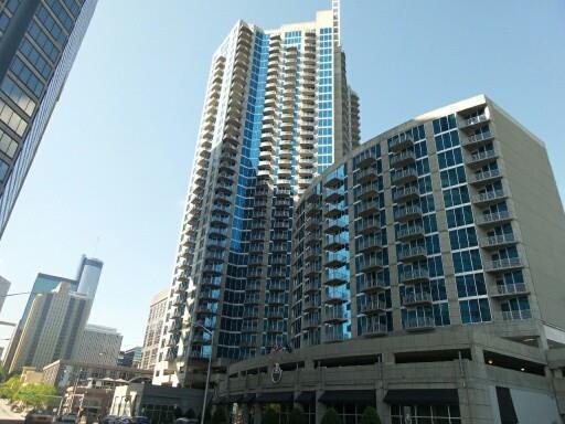 400 W Peachtree Street NW #1610, Atlanta, GA 30308 (MLS #6002782) :: RE/MAX Paramount Properties