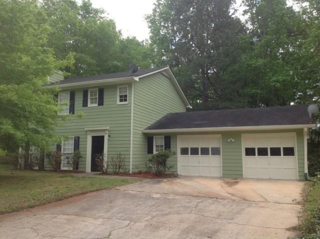 1675 Salem Mill Court SE, Conyers, GA 30013 (MLS #6003090) :: Willingham Group