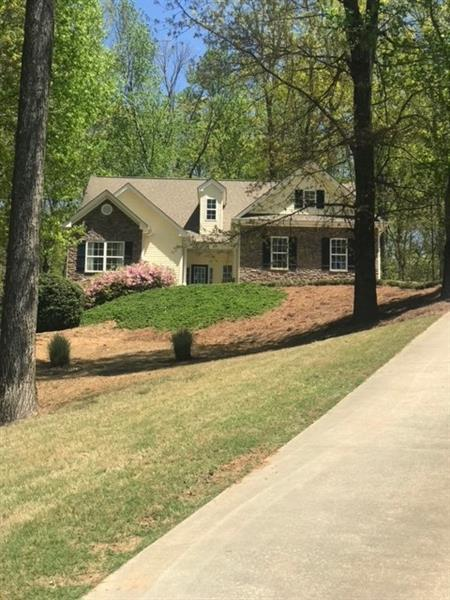 5433 Speckled Wood Lane, Gainesville, GA 30506 (MLS #6003791) :: The Russell Group