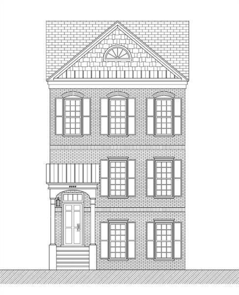 2804 Fuller's Alley, Kennesaw, GA 30144 (MLS #6005123) :: RE/MAX Paramount Properties