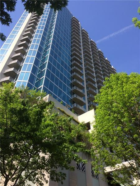 860 Peachtree Street NE #2710, Atlanta, GA 30308 (MLS #6005331) :: The North Georgia Group