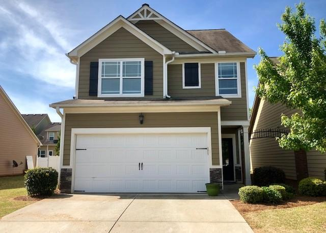 18 Greenfield Drive, Dawsonville, GA 30534 (MLS #6005918) :: The Bolt Group