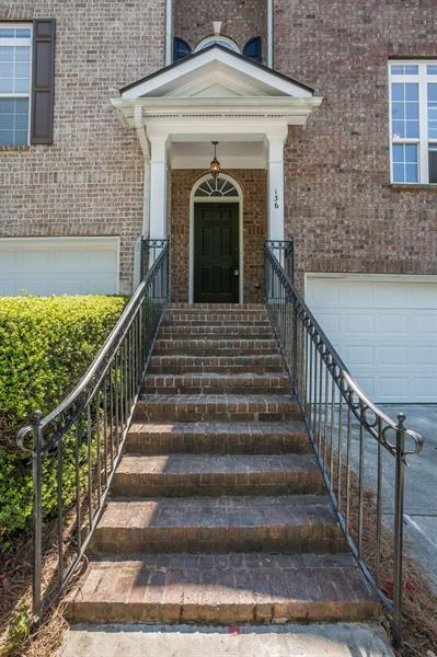 136 Wetherbrooke Lane #3, Smyrna, GA 30082 (MLS #6005926) :: The Bolt Group
