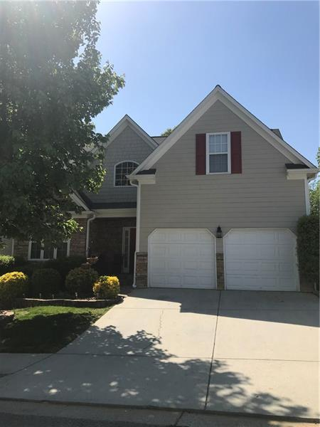 1531 Edgeley Way, Lawrenceville, GA 30044 (MLS #6007185) :: RE/MAX Paramount Properties