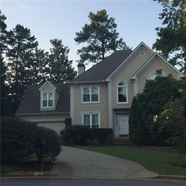130 Trammell Court, Alpharetta, GA 30009 (MLS #6007425) :: The Bolt Group
