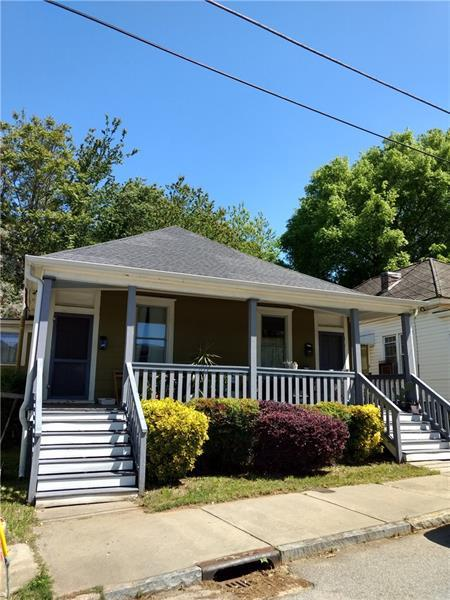 784 Fulton Terrace SE, Atlanta, GA 30316 (MLS #6007650) :: RE/MAX Paramount Properties