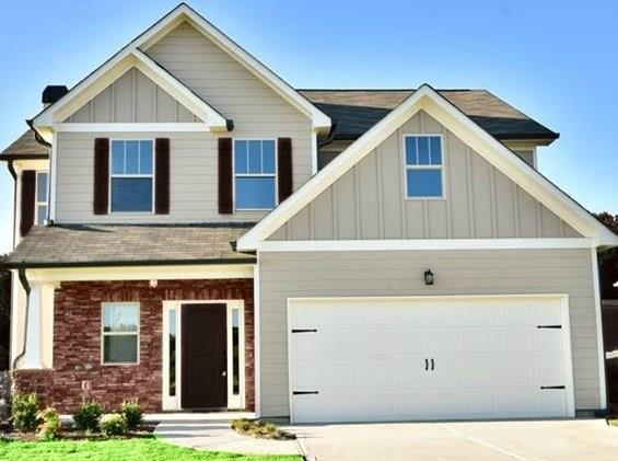 Lot 23 Bryndemere Sub Drive, Dawsonville, GA 30534 (MLS #6007883) :: The Bolt Group