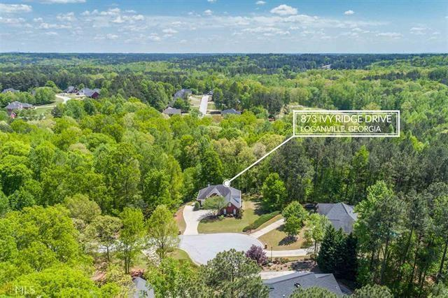 873 Ivy Ridge Drive, Loganville, GA 30052 (MLS #6008030) :: The Russell Group