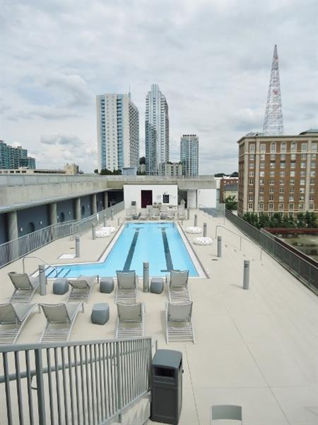 845 Spring Street NW #127, Atlanta, GA 30308 (MLS #6008589) :: The Bolt Group