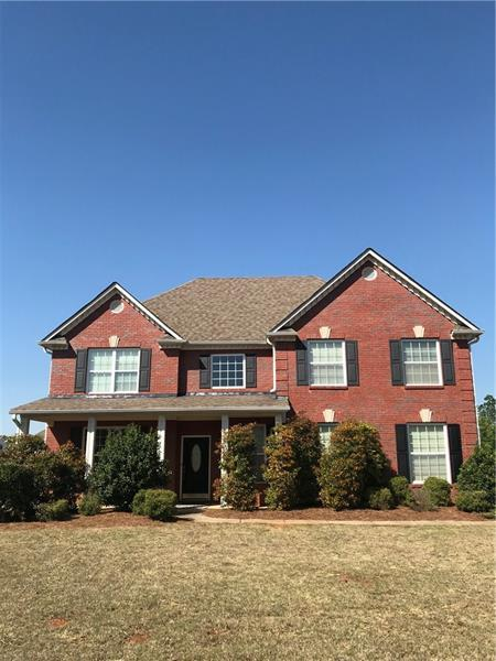 1544 Rolling Meadows Drive, Mcdonough, GA 30253 (MLS #6009705) :: The Bolt Group
