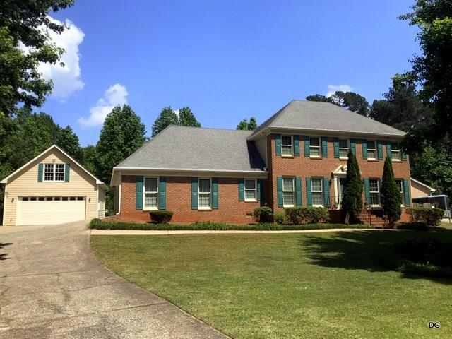 866 Winding Trail SW, Lawrenceville, GA 30046 (MLS #6009804) :: The Bolt Group