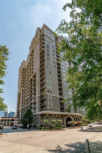3334 Peachtree Road NE #1511, Atlanta, GA 30326 (MLS #6009879) :: The North Georgia Group