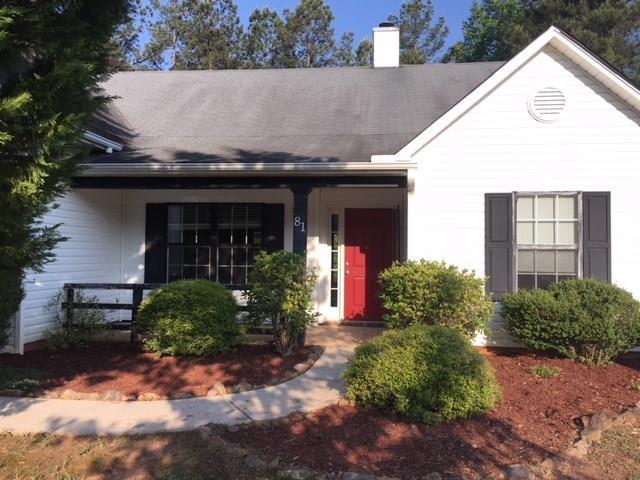 81 Pine Tree Drive, Dawsonville, GA 30534 (MLS #6009924) :: North Atlanta Home Team