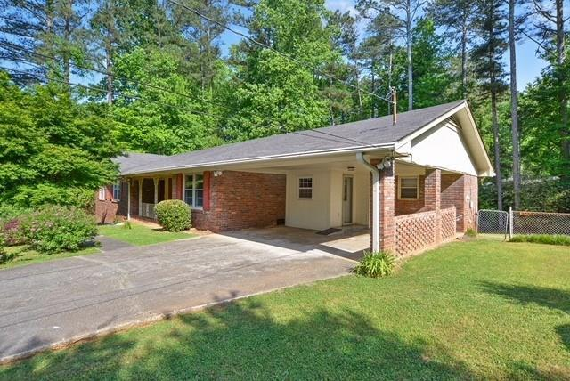 2714 Whispering Pines Court, Decatur, GA 30033 (MLS #6010019) :: The Bolt Group