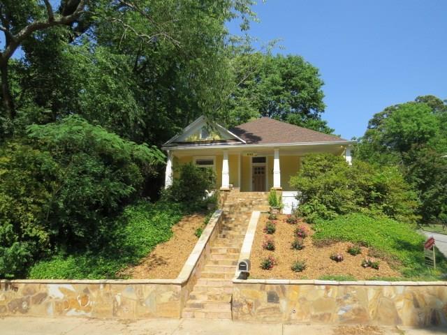 688 Hill Street SE, Atlanta, GA 30315 (MLS #6011379) :: The Russell Group