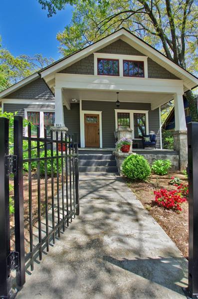 942 Boulevard SE, Atlanta, GA 30312 (MLS #6013567) :: The Russell Group
