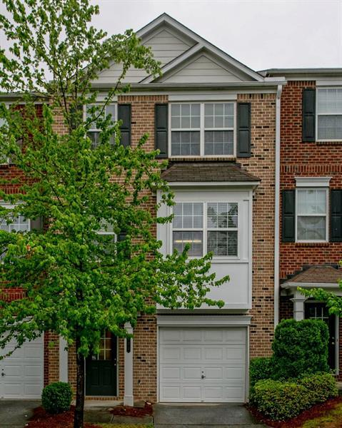 331 Heritage Park Trace NW #8, Kennesaw, GA 30144 (MLS #6013753) :: Kennesaw Life Real Estate