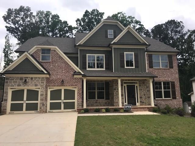 4352 Orchard Grove Drive, Auburn, GA 30011 (MLS #6013862) :: The Cowan Connection Team