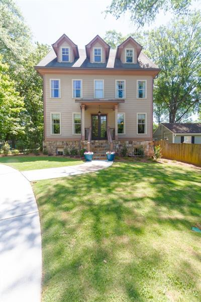 2643 Caldwell Road NE, Brookhaven, GA 30319 (MLS #6013938) :: The Russell Group