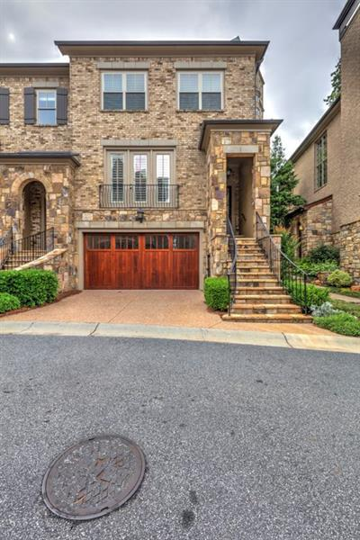 2801 Paces Lookout Lane SE, Atlanta, GA 30339 (MLS #6014144) :: Cristina Zuercher & Associates