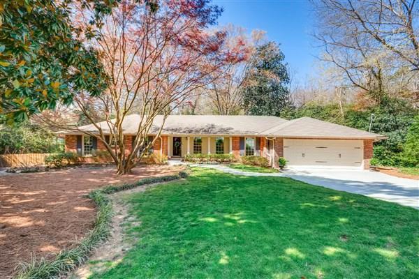4780 Chatworth Court, Atlanta, GA 30342 (MLS #6014394) :: RE/MAX Paramount Properties