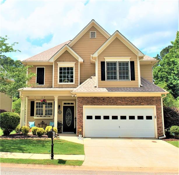 524 Mirramont Place, Woodstock, GA 30189 (MLS #6014582) :: Path & Post Real Estate