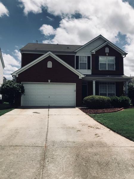 702 Clairidge Oak Court, Lawrenceville, GA 30046 (MLS #6015254) :: North Atlanta Home Team