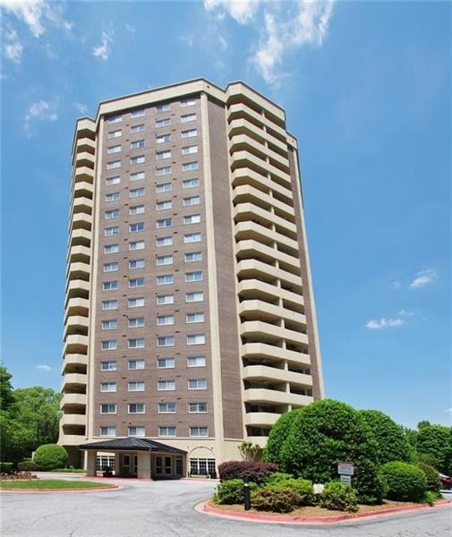 1501 Clairmont Road #425, Decatur, GA 30033 (MLS #6016271) :: Kennesaw Life Real Estate