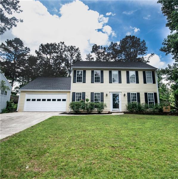 4019 Paloverde Drive NW, Kennesaw, GA 30144 (MLS #6016499) :: North Atlanta Home Team