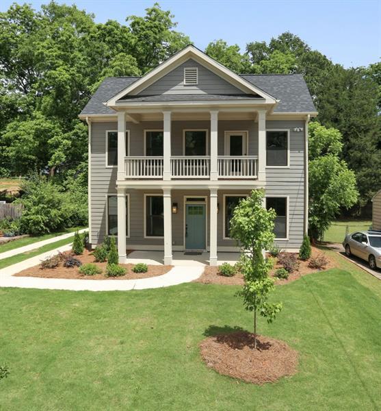 55 Daniel Avenue NE, Atlanta, GA 30317 (MLS #6016717) :: North Atlanta Home Team