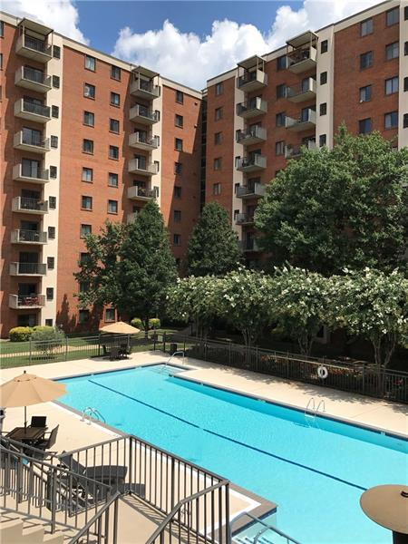 300 Johnson Ferry Road NE A906, Sandy Springs, GA 30328 (MLS #6017111) :: RE/MAX Paramount Properties
