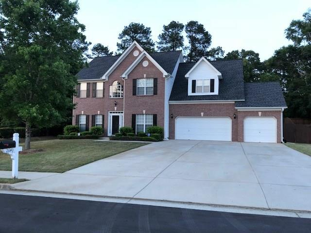 2640 Lake Commons Court, Snellville, GA 30078 (MLS #6017280) :: North Atlanta Home Team