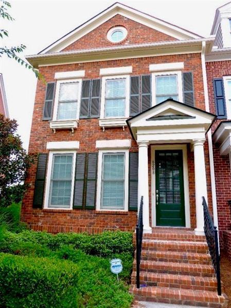 6208 Carriage Gate Lane SE #6, Mableton, GA 30126 (MLS #6017975) :: RE/MAX Paramount Properties