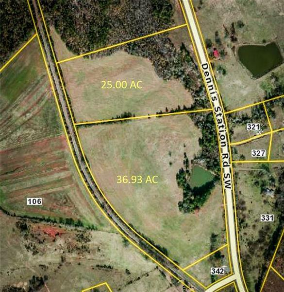 0 Dennis Station, Eatonton, GA 31024 (MLS #6018425) :: Hollingsworth & Company Real Estate