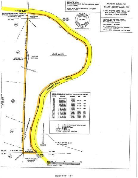 1315 Hubbard Road, Dawsonville, GA 30534 (MLS #6019915) :: North Atlanta Home Team