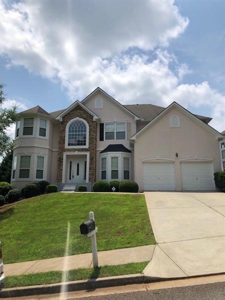 444 Autumn Park, Lawrenceville, GA 30044 (MLS #6022219) :: North Atlanta Home Team