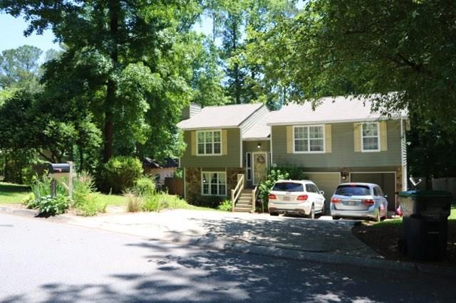 4542 Jamerson Creek Drive, Marietta, GA 30066 (MLS #6022405) :: The Cowan Connection Team