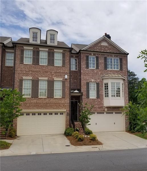 555 Rose Garden Lane, Alpharetta, GA 30009 (MLS #6024231) :: North Atlanta Home Team