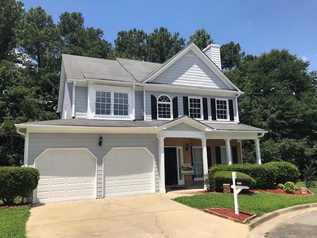 3212 Scyler Place, Tucker, GA 30084 (MLS #6024809) :: RE/MAX Paramount Properties