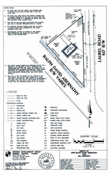 1619 Ralph David Abernathy Avenue, Atlanta, GA 30310 (MLS #6024902) :: North Atlanta Home Team